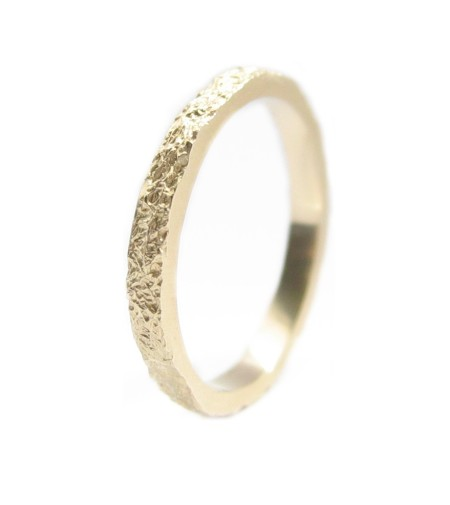 smalle ring goud